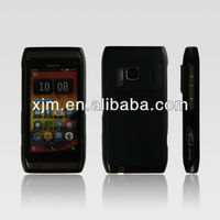 2013 Pudding Series Black Cell Phone Cases for Nokia N8