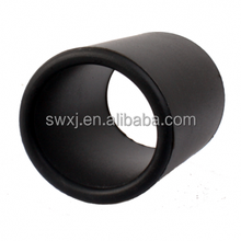 Black Molded Silicone Rubber Grip