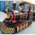 Popular Sale in Foreign Markets Electric Children Carnival Train Rides for Amusement Park Fun