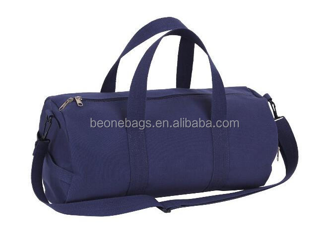 Direct manufacturer OEM custom fashion travel duffle bag for gym