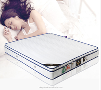 Factory Price king size 3D Latex pocket spring Mattress wholesale