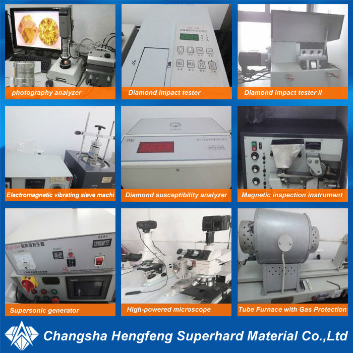 Raw material Micron powder for diamond tools to polishiing ceramic