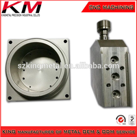 CNC Machining Metal Parts Works Metal