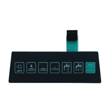 Good pricing and quality digital emboss control membrane security keypad