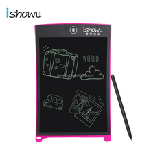 8.5 Inch Memo Pads LCD Writing Tablet For Kids Drawing ,With Stylus Lanyard Hole