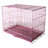 2015 High quality Square Metal pet Kennels for dogs or cats KE037