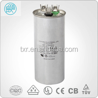Motor Run Capacitor 20 uf MFD 370 volt Fan Blower