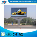 High brightness outdoor p10 advertising full color led display board