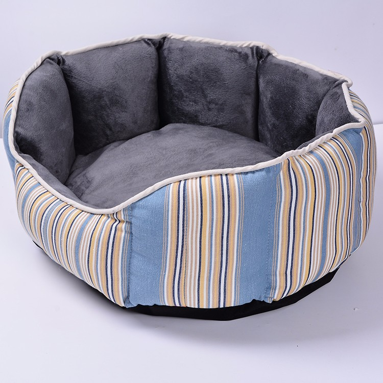 Wholesale Luxury Pet Comfortable Memory Foam Dog Bed Large Dog Bed
