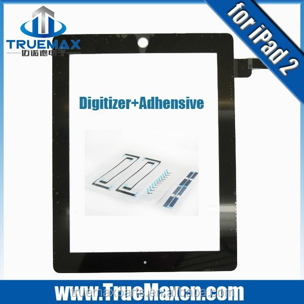 Good Price for iPad 2 Touch Screen Digitizer, Touch Screen for iPad 2, Color Digitizer for iPad 2