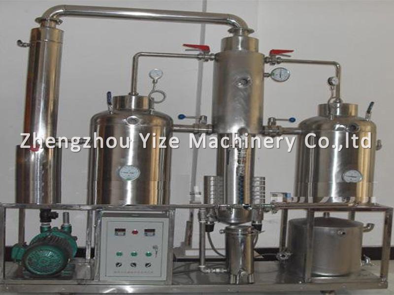 filtering machine