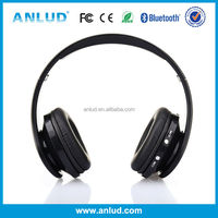 ALD06 Wholesale Christmas Gifts over ear bluetooth headphone audio & video accessories