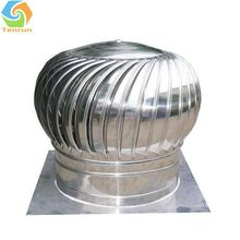 Super quality SS powerless extractor fan with good faith 20 years manufacture
