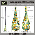 sup 3 piece board paddles	wakeboard