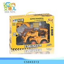 Education toys RC car plastic remote control truck forklift for sale