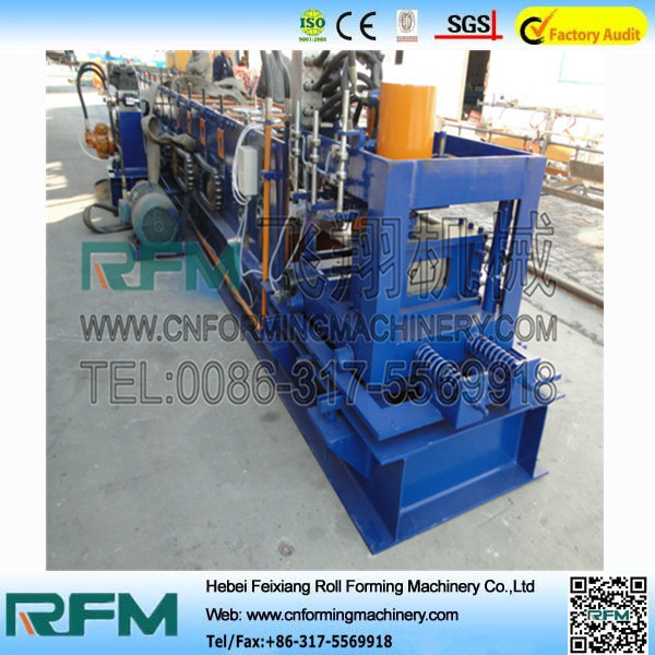FX high quality best sell c z section purlin cold roll forming machine
