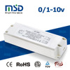 0 10v analog dimming led driver 0-10V dimmable 1W 3W 6W 7W 8W 9W 10W 12W 15W 18W 20W 24W 36W 40W 45W 50W 60W