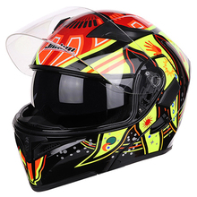 Low Price Cool Full Face Motorcycle Helmets