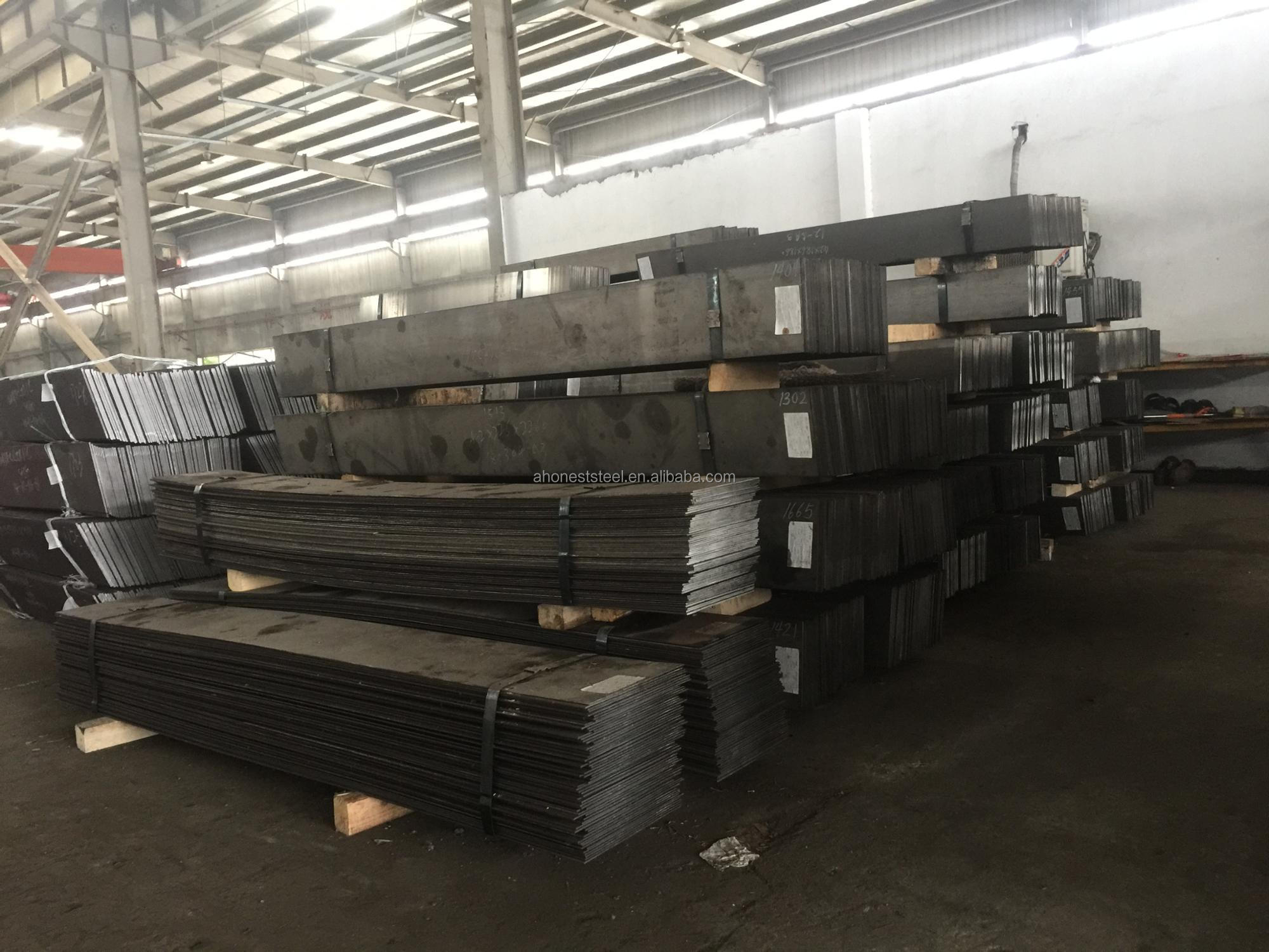 1.4031/X39Cr13martensitic stainless steel sheet (plate), hot and cold rolled, annealed