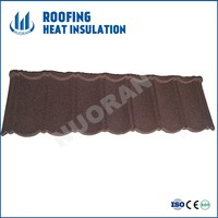 ALUMINUM ZINC ALLOY STONE COATED METAL ROOFING TILES and VALLEY TRAY