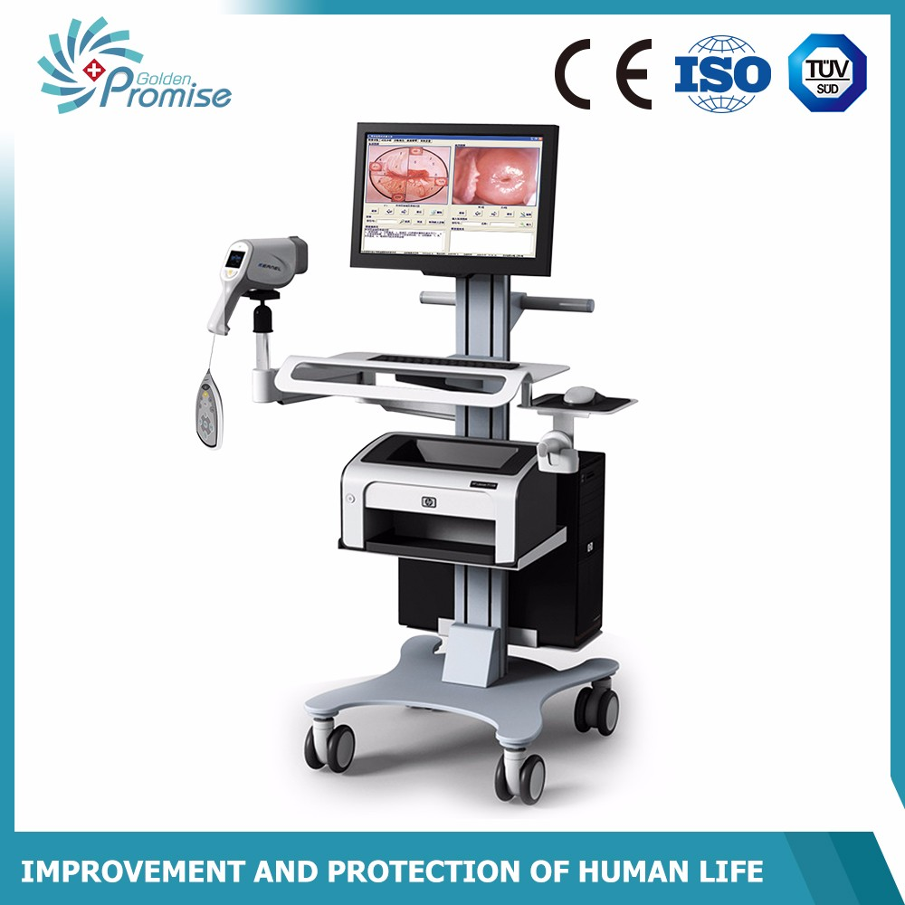 high quality colposcope with 10 mm micro camera industrial inspection mirror