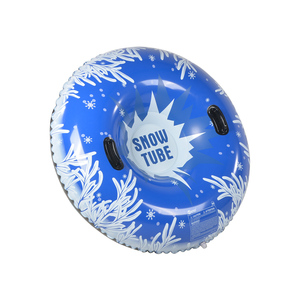 "inflatable 48"" inches  Round Snow Tube for winter sports"