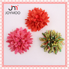 Fashion Trend Tissue Fabric Handmade Brooch Hair Accessories Flowers