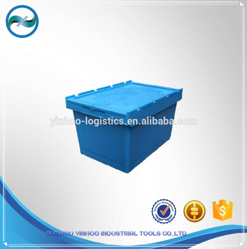HDPE Antistatic pp Industrial plastic nestable container