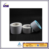 2014 China manufacturer direct thermal label paper rolls compatible with zebra printer