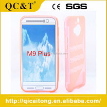 Wholesale High Quality Custom Waterproof S Line Tpu Cell Phone Case For HTC M9 Plus