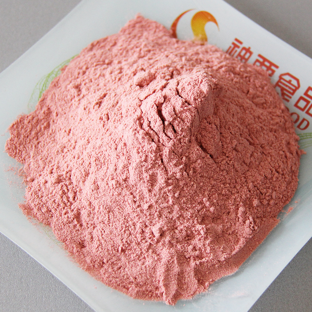 Fruit Flour Freeze dried hawthorn berry powder
