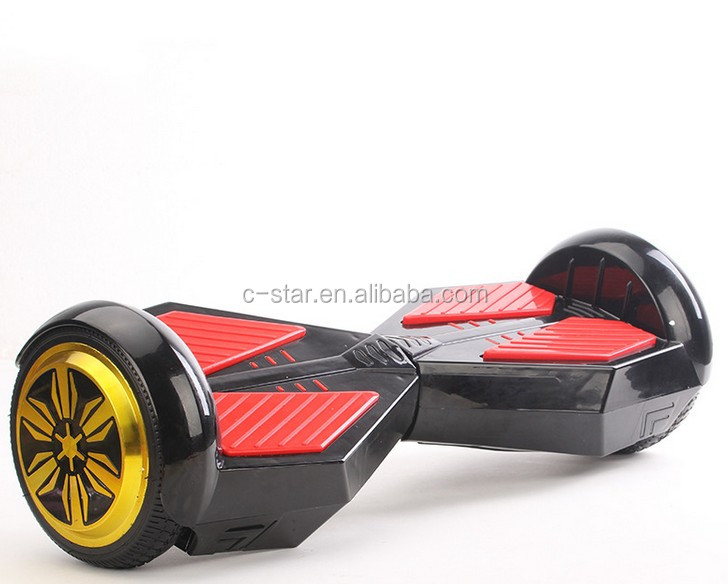 new products 2016 two wheel hoverboard 10 inch 6.5 inch self baalncing Electric motor Scooter