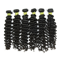High Quality Dyeable 100% unprocessed Original Human Hair Suppliers Guangzhou