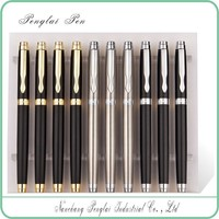 2015 new design hot sale metal ball pen roller pen