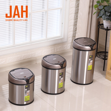 Automatic sensor mini clothing recycling bin for sale