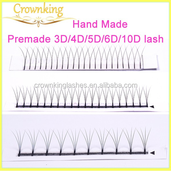 0.07 thickness W eyelash extensions 3D eyelash extension