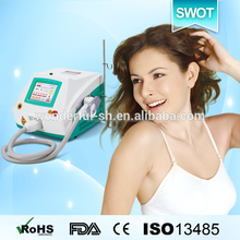 2015 medical alibaba .de 808nm diode laser removal machine