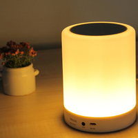 Wireless Smart Flashing LED Bluetooth Lighted Speaker