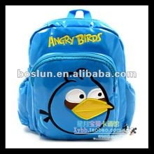 2013 new design promotional cheap fashion kids school bag