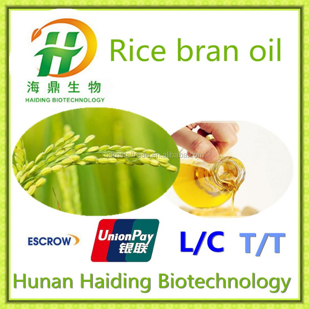 Rice bran oil extraction from plant , refined rice bran oil with factory price