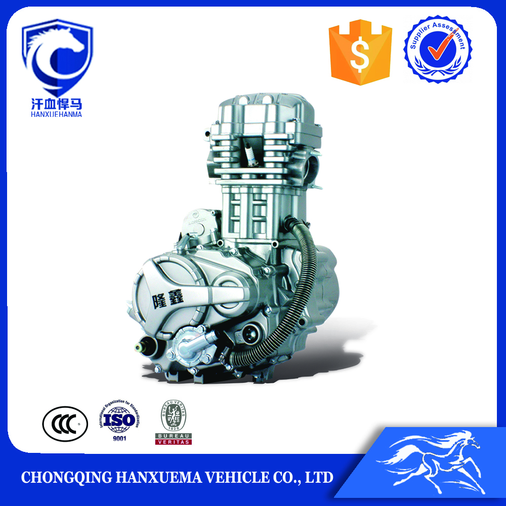 4 stroke 200cc water cooling motorcycle engine