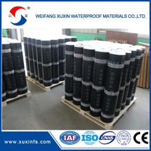 Popular Sale sbs modified bitumen coiled waterproof membrane materials