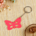 Wholesale Cheap items to sell Butterfly key chain keychain ring