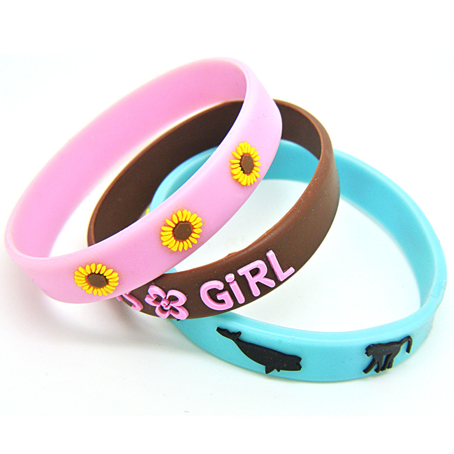 wholesale cheap custom color silicone wedding bang ring