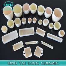 alumina crucible for sintering powder field of new material