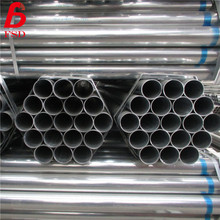 Structure building material pre galvanized round scaffolding pipe