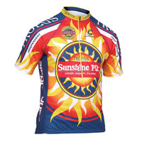 cheap custom cycling jersey sublimation /cycling jersey /jersey 5xl cycling