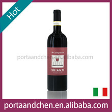 Italy brands name of Italy Red Wine - Chianti D.O.C.G