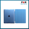 Four Folding Protective Case For iPad 2 Stand Leather Case Smart Cover For iPad 4