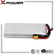 Factory price 14.8v batteries 6000mAh 35c lipo battery pack for electric tools